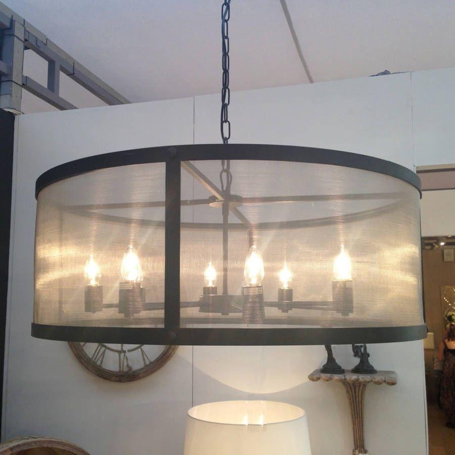 Riveted mesh round chandelier round chandelier chandeliers and riveted mesh round chandelier arubaitofo Images