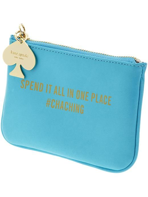Kate Spade New York Cha Ching Coin Purse