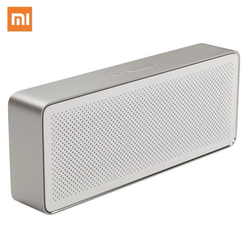 Xiaomi Mi Bluetooth Speaker Basic 2 Square Box 2 Stereo Portable Bluetooth