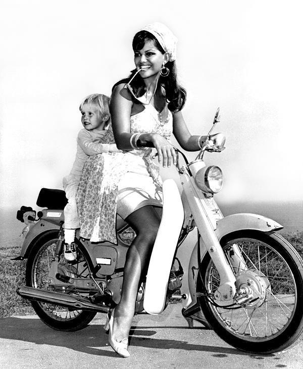 Claudia Likes Ride