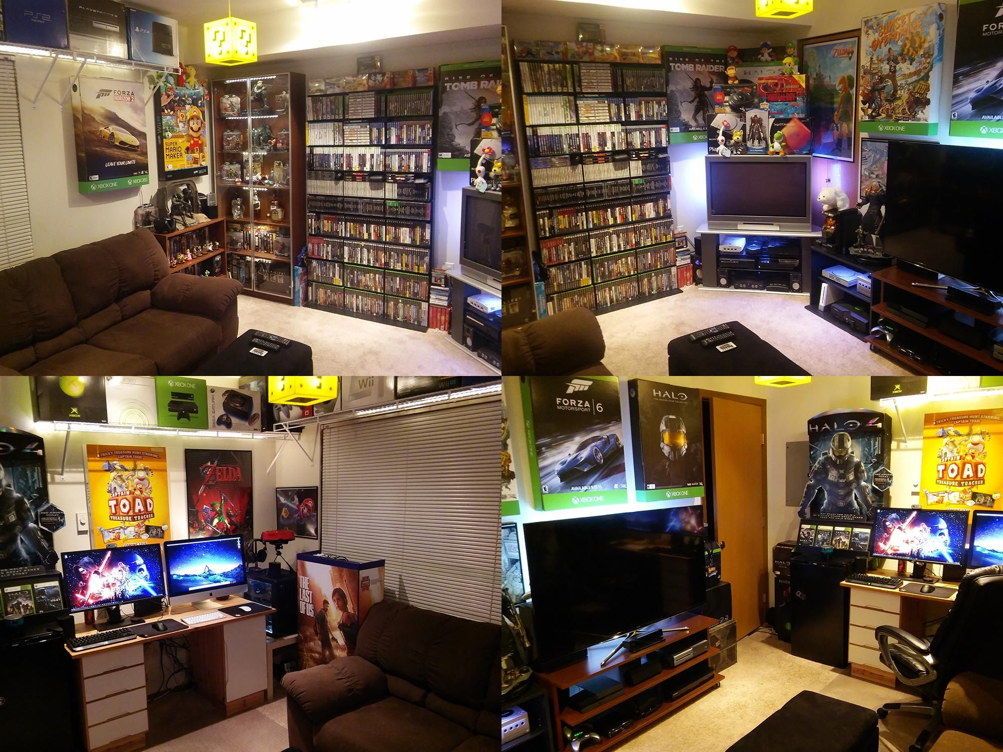 Where Do I Battle Imgurvia Reddit Battlestations Gameroom Ideasgamer