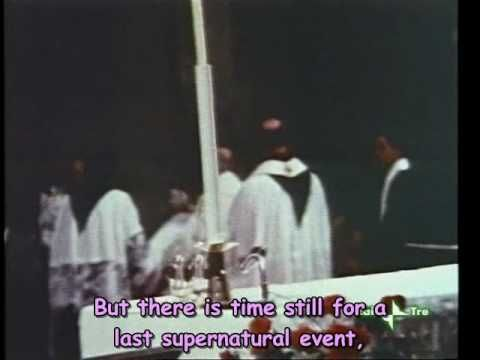 Padre Pio - part 4 (last mass - death  ...-1968)  In Honor of St. Padre Pio on his feast day!