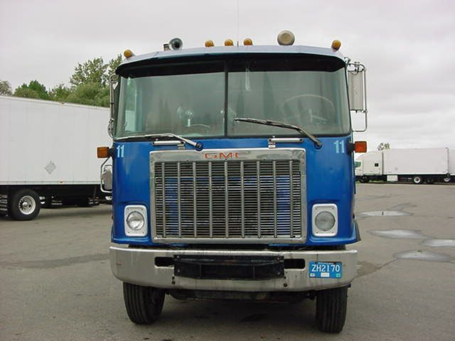 Used 1980 Gmc Astro Heavy Duty For Sale In Michigan Sebewaing