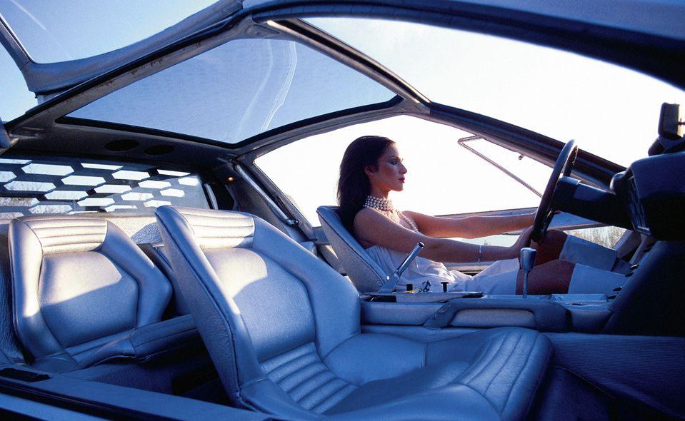 Concept Cars der 70er: Schrille Zukunft voraus - Eigenbau - derStandard.at › AutoMobil
