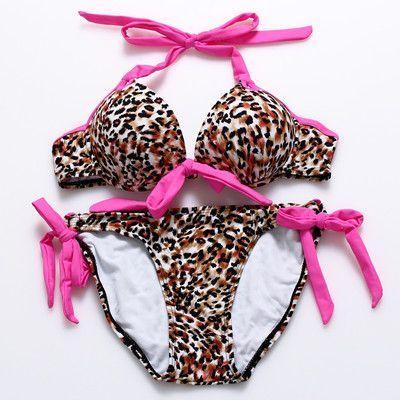 bikini push up bikini Swimwear swimsuit Women Padded biquinis Bikini Set Swimsuit Lady Bathing suit female swimwear