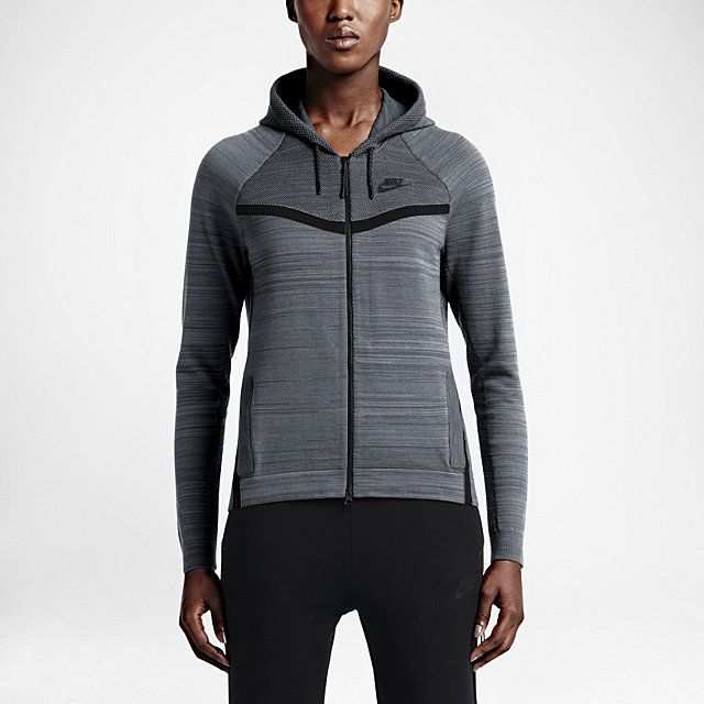 e5c24a741577 Nike Tech Knit Windrunner Women s Jacket. Nike.com UK