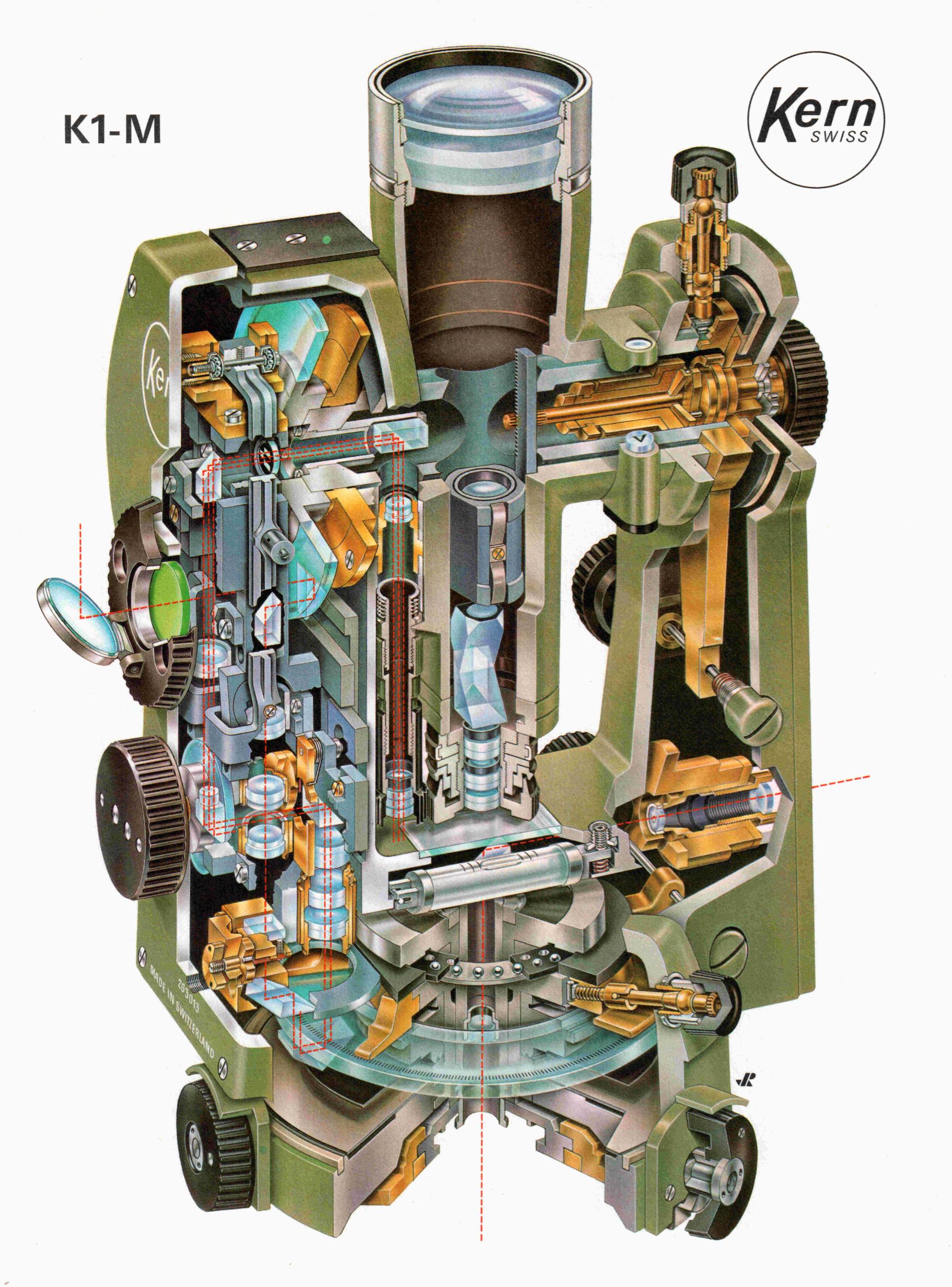 Kern K1 Micrometer