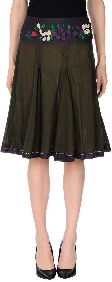 06250108f6 Kookai Knee length skirts