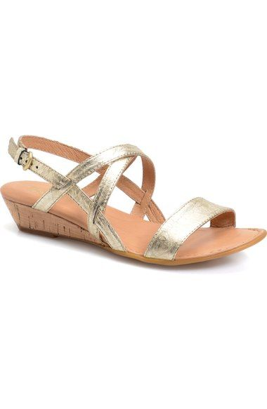 0825496085d Børn  Porta  Low Wedge Sandal (Women) available at  Nordstrom ...