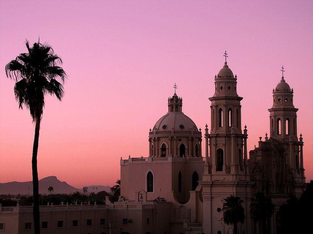 Hermosillo Cathedral   Hermosillo, Sonora, Mexico my father's home town :-)