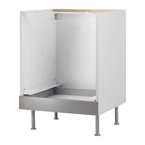 FAKTUM Mobile base per forno IKEA Predisposto per l\'incasso del ...