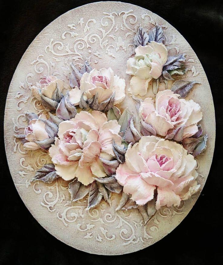Guten Tag mein Lieber  Ich habe die Tafel ausgefüllt Durch  Скульптурная живопись