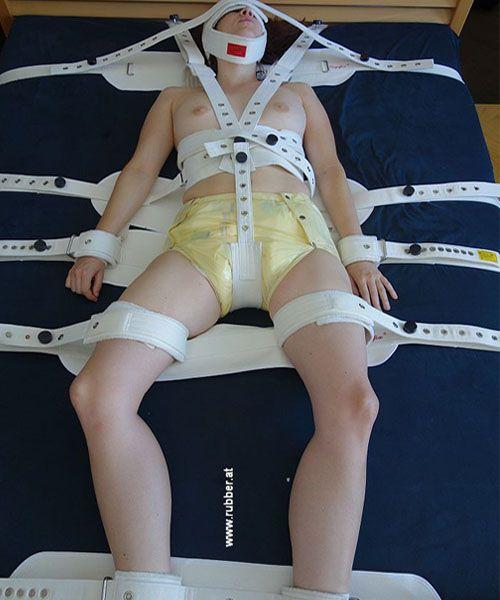 Ab dl diaper bondage medical