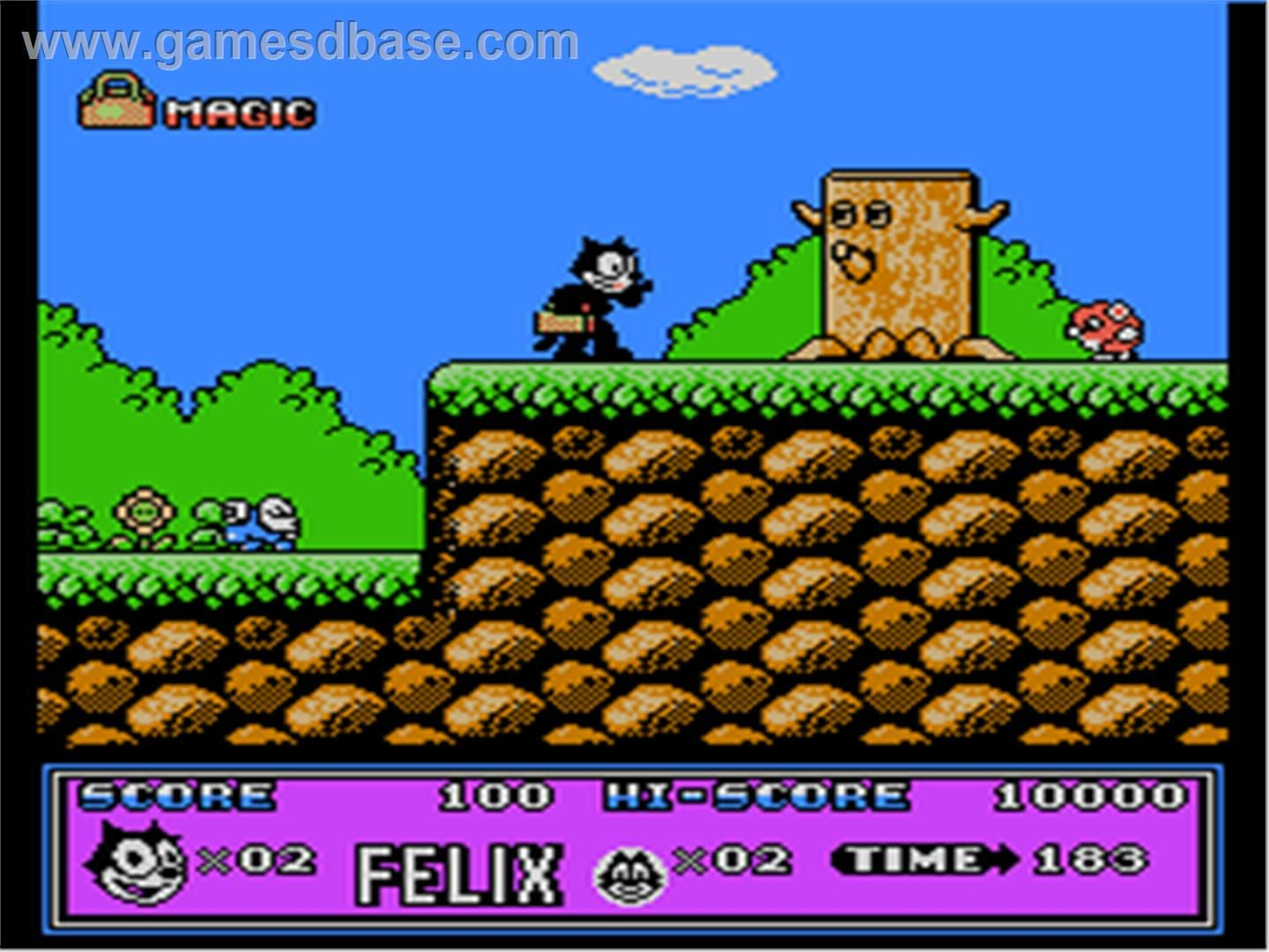 Felix The Cat Felix The Cats Felix Wonder Years