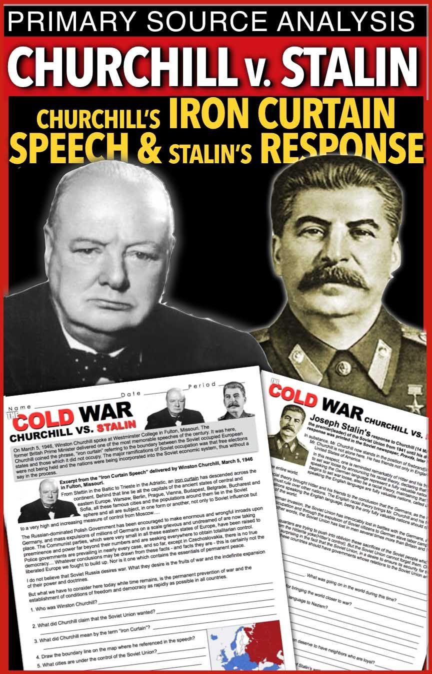 Pin By Lesson Plan Ninja On World History Tpt Store Cold War Lessons Cold War History Lesson Plans