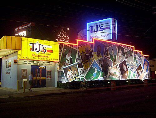 Tj S Sport Restaurant In Wheeling Wv