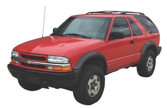 2002 Chevrolet Blazer 53 409 Miles Four Wheel Drive Chevrolet Blazer Chevrolet Four Wheel Drive