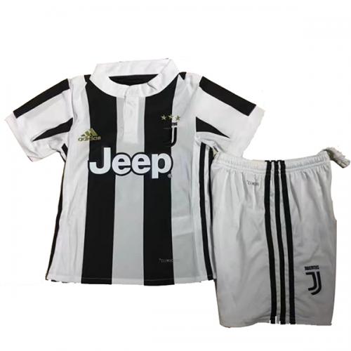 a7880475423 Buy 17-18 Juventus Home Children's Jersey Kit at very low prices.Get  Juventus