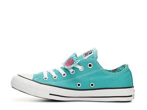 3534c5bf981d Converse Chuck Taylor All Star Double Tongue Floral Sneaker - Womens ...