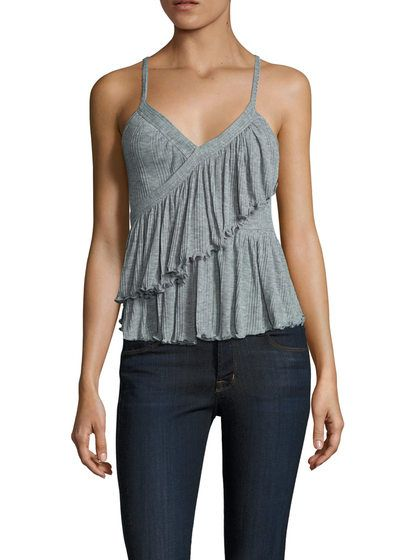 Melbourne Solid Tank by Free People at Gilt