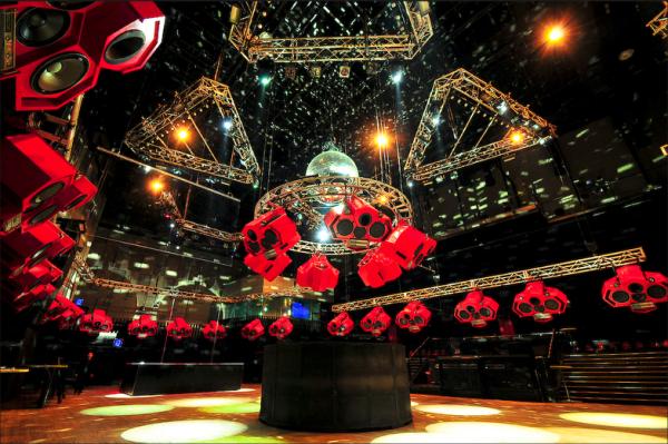 Ageha Club Tokyo Tokyo Nightclub Design Best Club