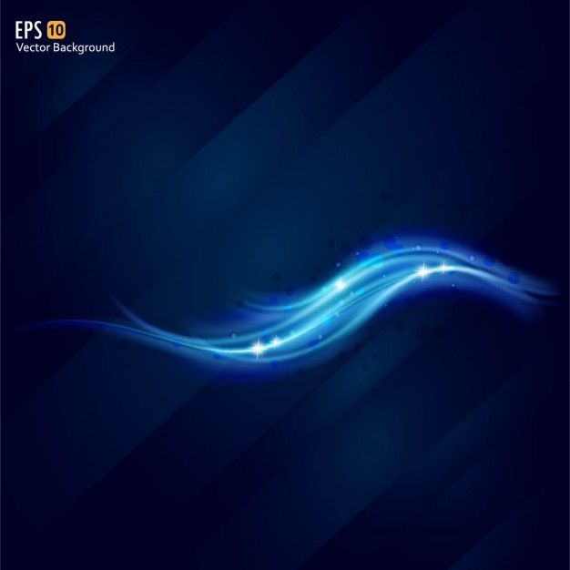 Download Abstract Background With A Blue Wave For Free