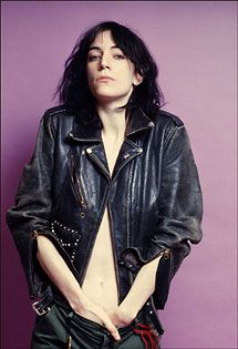 #Patti Smith #Androgyny