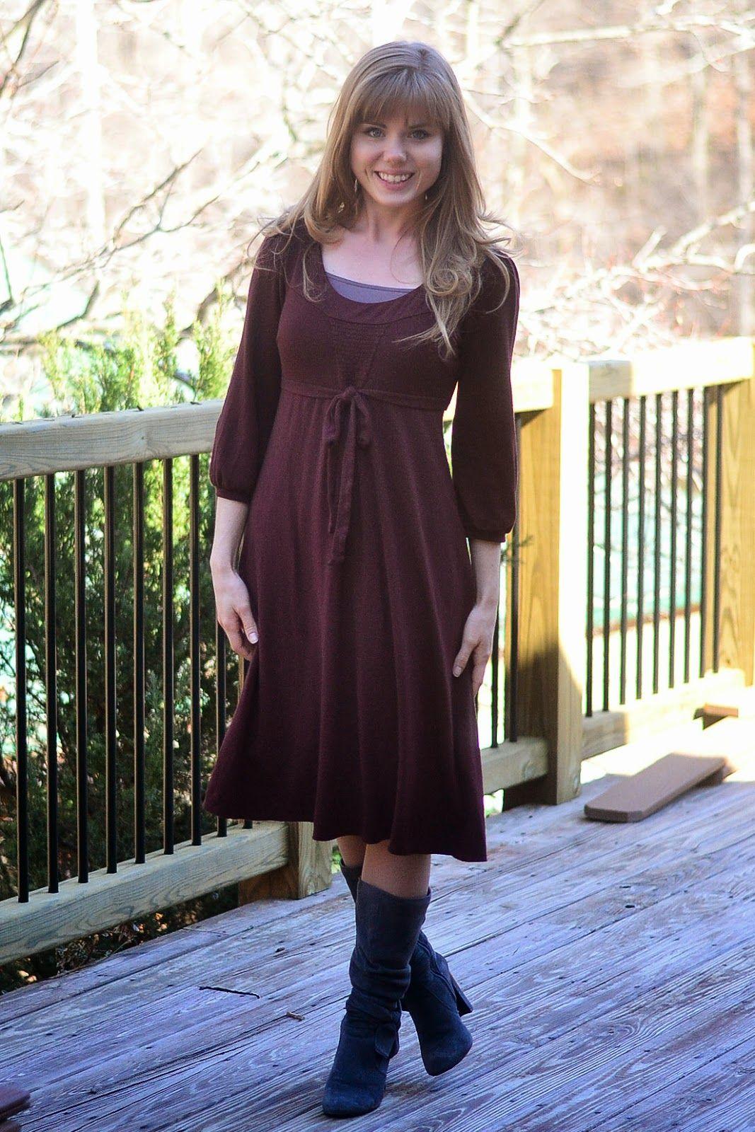 Fresh Modesty: Prayer // in Ann Taylor