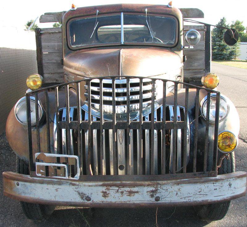 Chevrolet Vintage Trucks   Chevrolet Trucks   Pinterest   Vintage ...