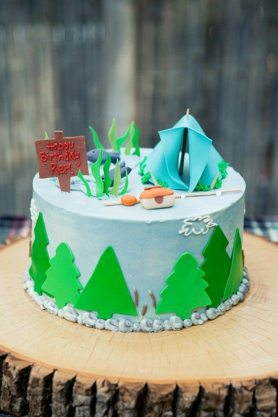 Fishing Birthday Party from Bash Please Raya Carlisle Kids s