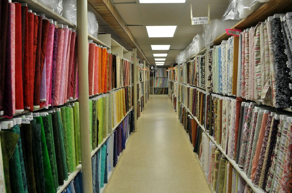 Zook S Sauder S Fabric Stores Fabric Shop Display Quilt Stores Pennsylvania Quilts