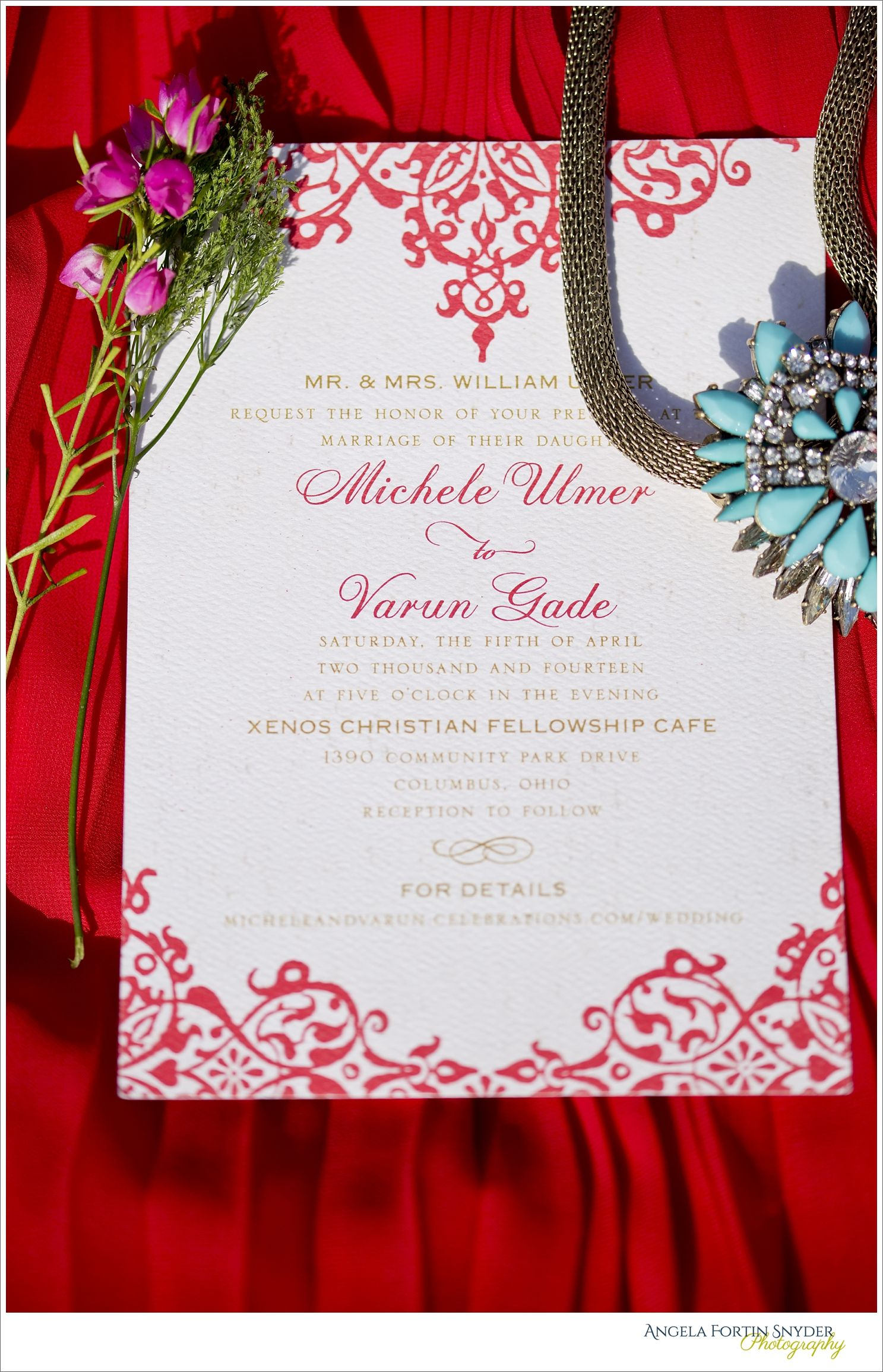 Amazing Indian Themed Wedding Invitations Frieze - The Wedding Ideas ...