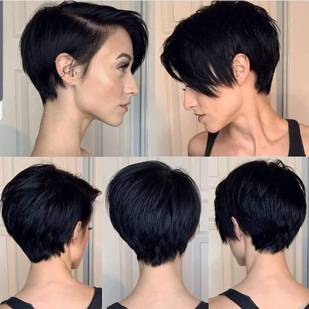 11 Super süße kurze Frisuren für Coole Frauen  Pixie frisur