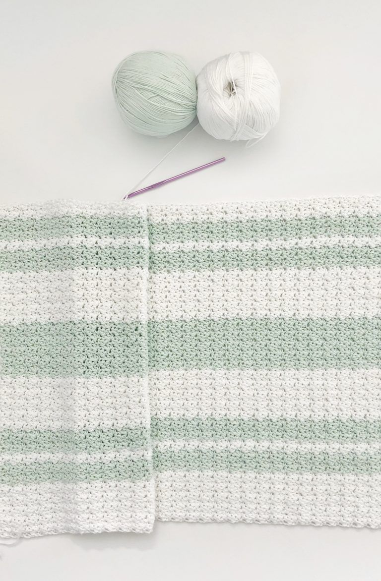 Crochet Sedge Stitch Baby Blanket | BLANKETS BEDSPREAD,,SNUGGLES ...