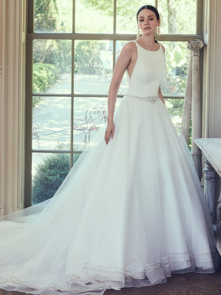 Aralyn By Maggie Sottero Wedding Dresses In 2019 Off White And