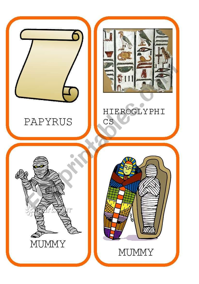 Ancient Egypt Flashcards 1 Worksheet In 2021 Flashcards Ancient Egypt Egypt [ 1169 x 821 Pixel ]