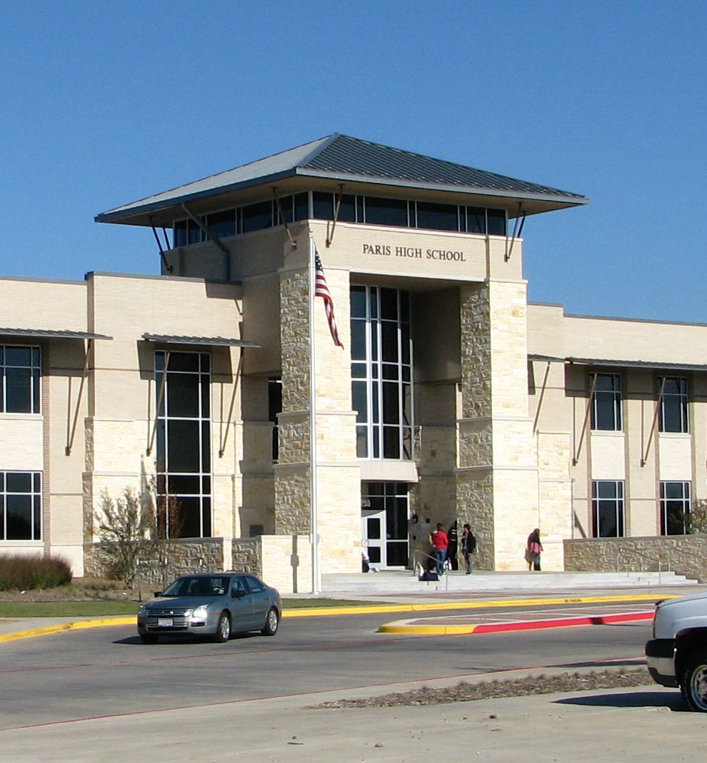 New Paris High School, Paris, TX