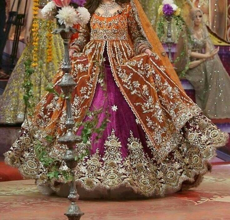 Craziest Wedding Dresses Ever Worn: Pin By Mazher Ali On Fashionista