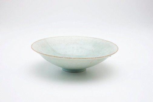 Shallow Bowl Qingbai Ware Yingqing Ware China Song Dynasty 960 1279 Jingdezhen Ware Jiangxi Province Stoneware Bowl Art Gallery Stoneware