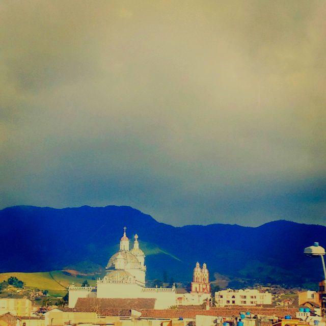 San Juan de Pasto hermosa city