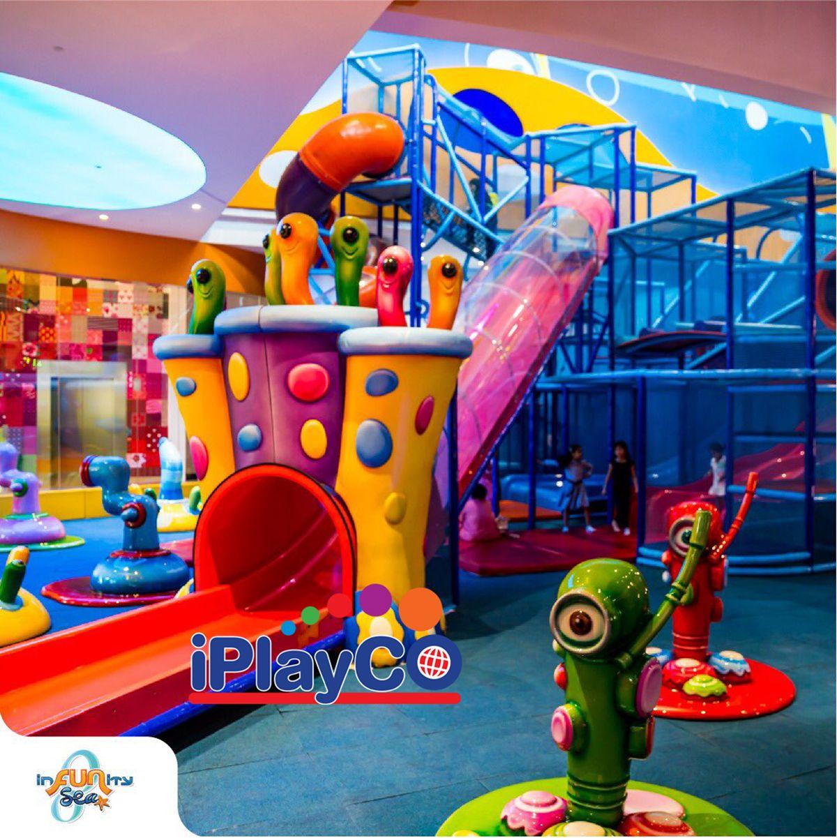 We Custom Design And Install Children's Playground
