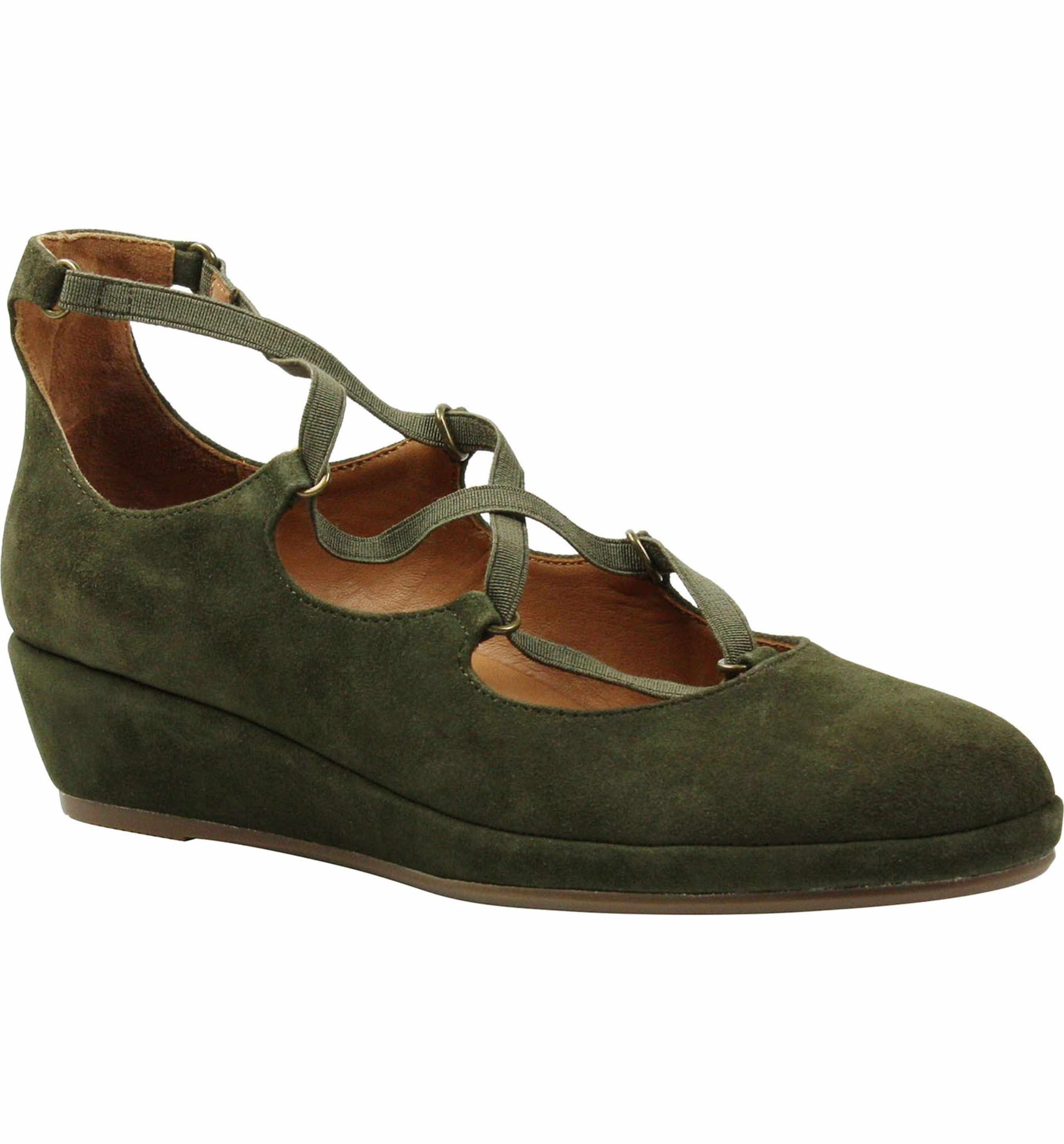 Benham Wedge Slip-Ons