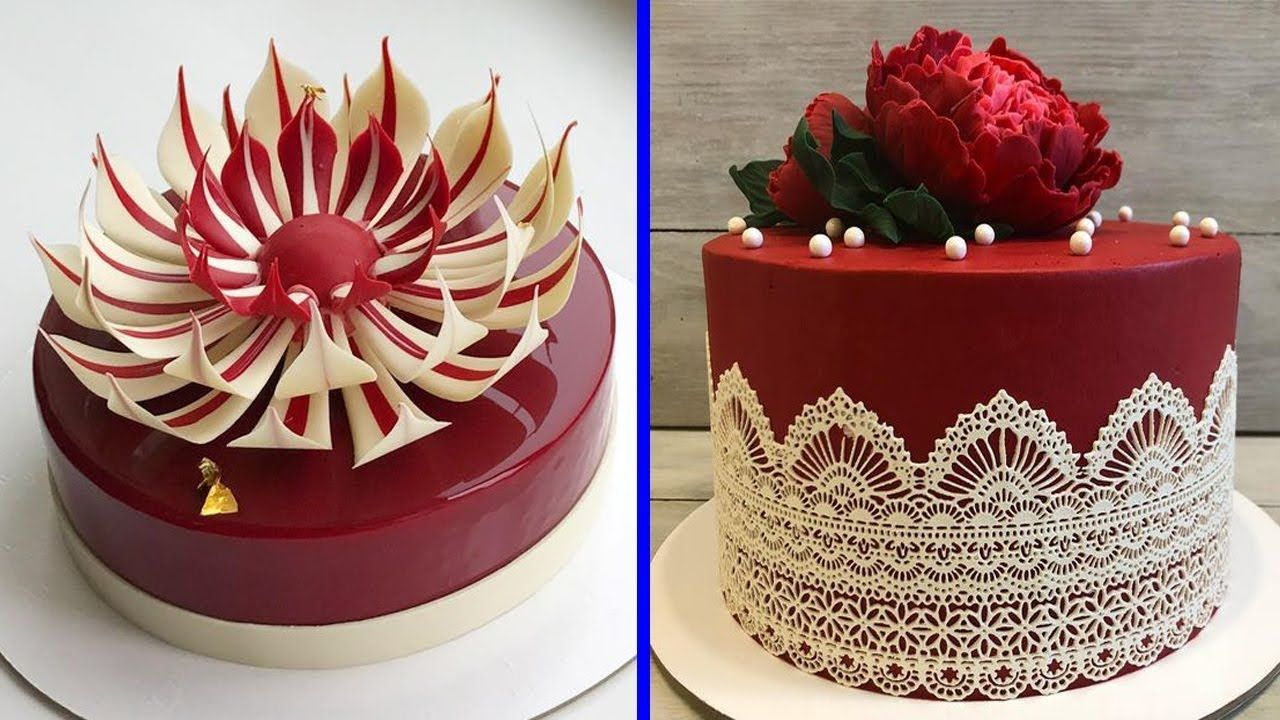Top 7 Amazing Cake Decorating Tutorial Most Satisfying Cake Decorating Cake Decorating Amazing Cake Decorating Videos Perfect Chocolate Cake