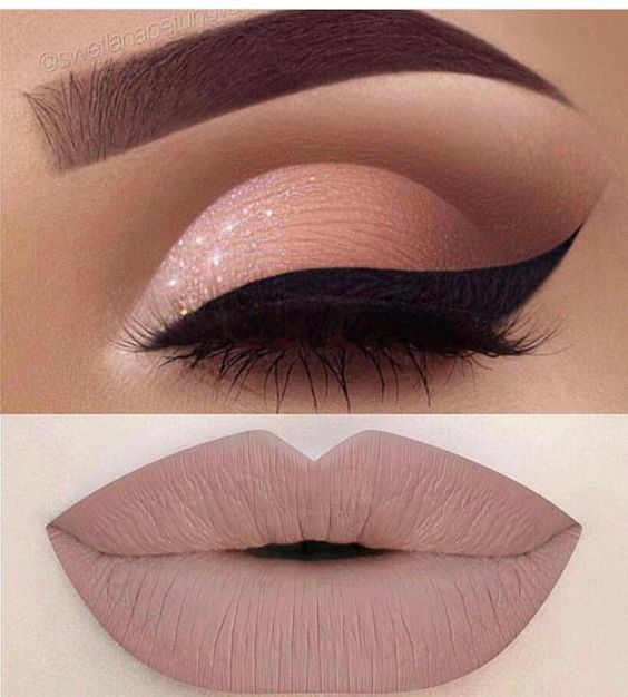12 Festive Makeup Looks For This Christmas - Page 2 of 4 - Trend To Wear