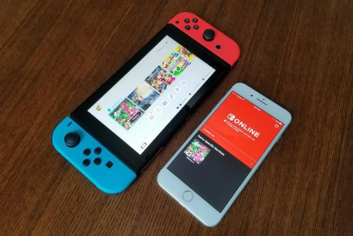 How to use the Nintendo Switch Online app for Switch voice