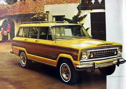 1969 Kaiser JEEP SJ Super Wagoneer | JEEP | Pinterest | Jeeps, Jeep