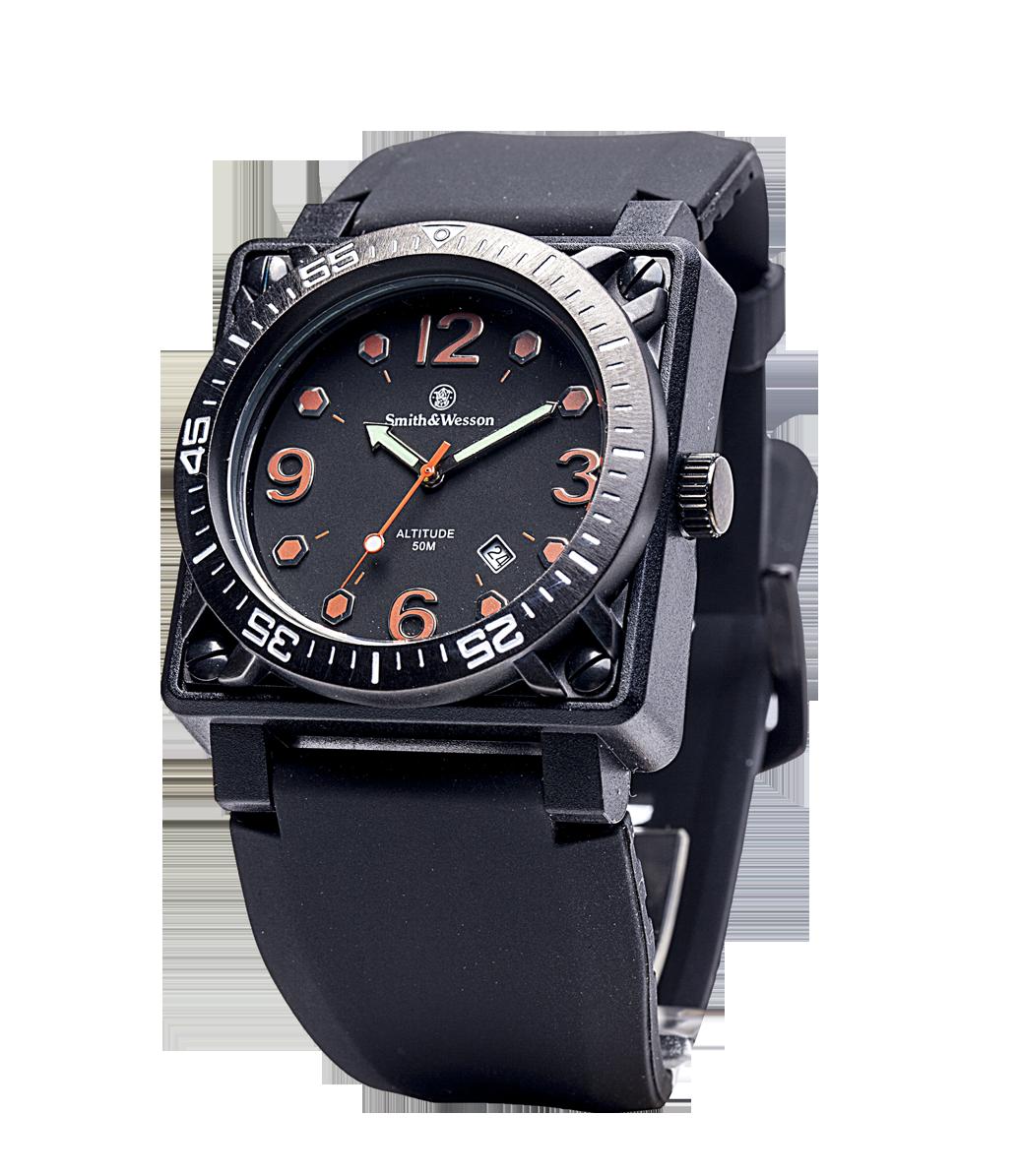 Smith & Wesson Altitude Watch - Black