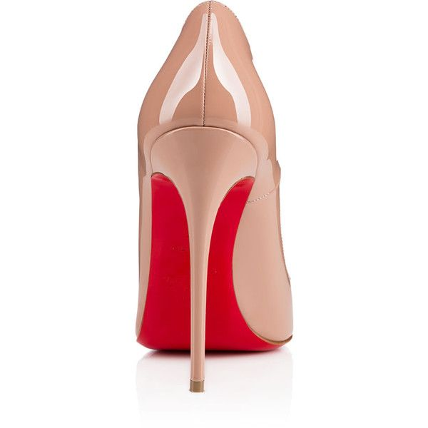 a3887d5b9aa Christian Louboutin So Kate (€550) ❤ liked on Polyvore featuring shoes