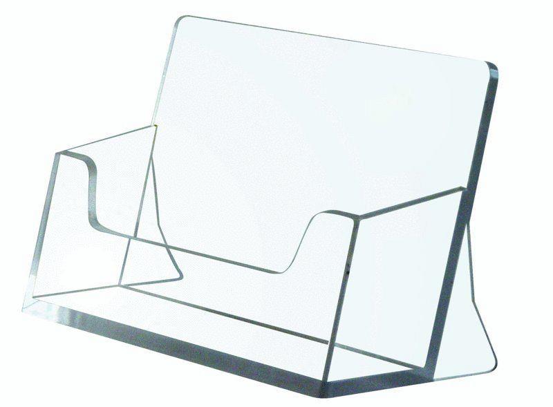 Visitenkartenhalter Transparent Visitenkartenhalter