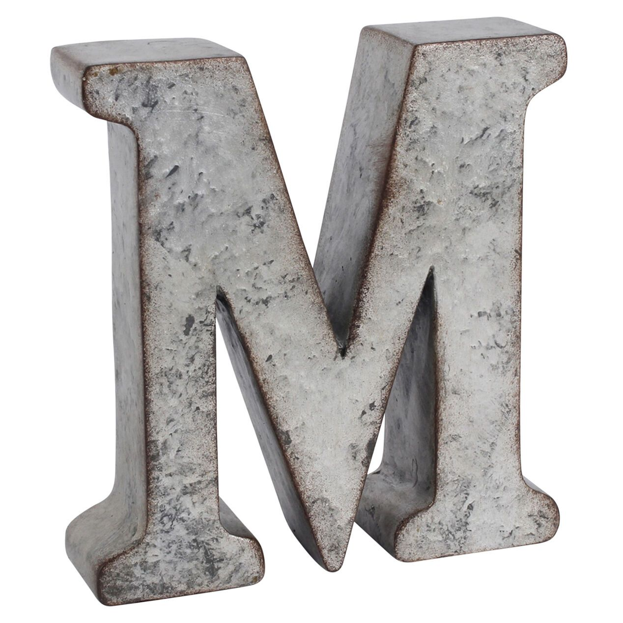 5X6 SILVER LETTER M FREE Store Pickup In stock 5 1